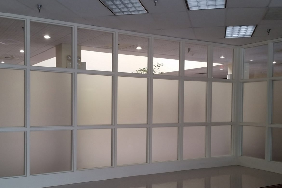 Decorative Window Film Can Add Design & Privacy
