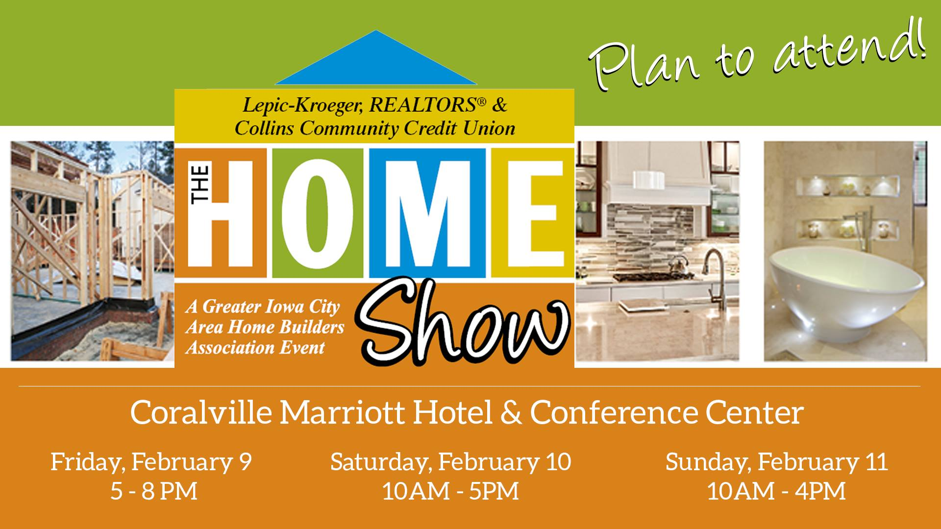 Come and Visit Energy Control of Iowa at The Iowa City Home Show