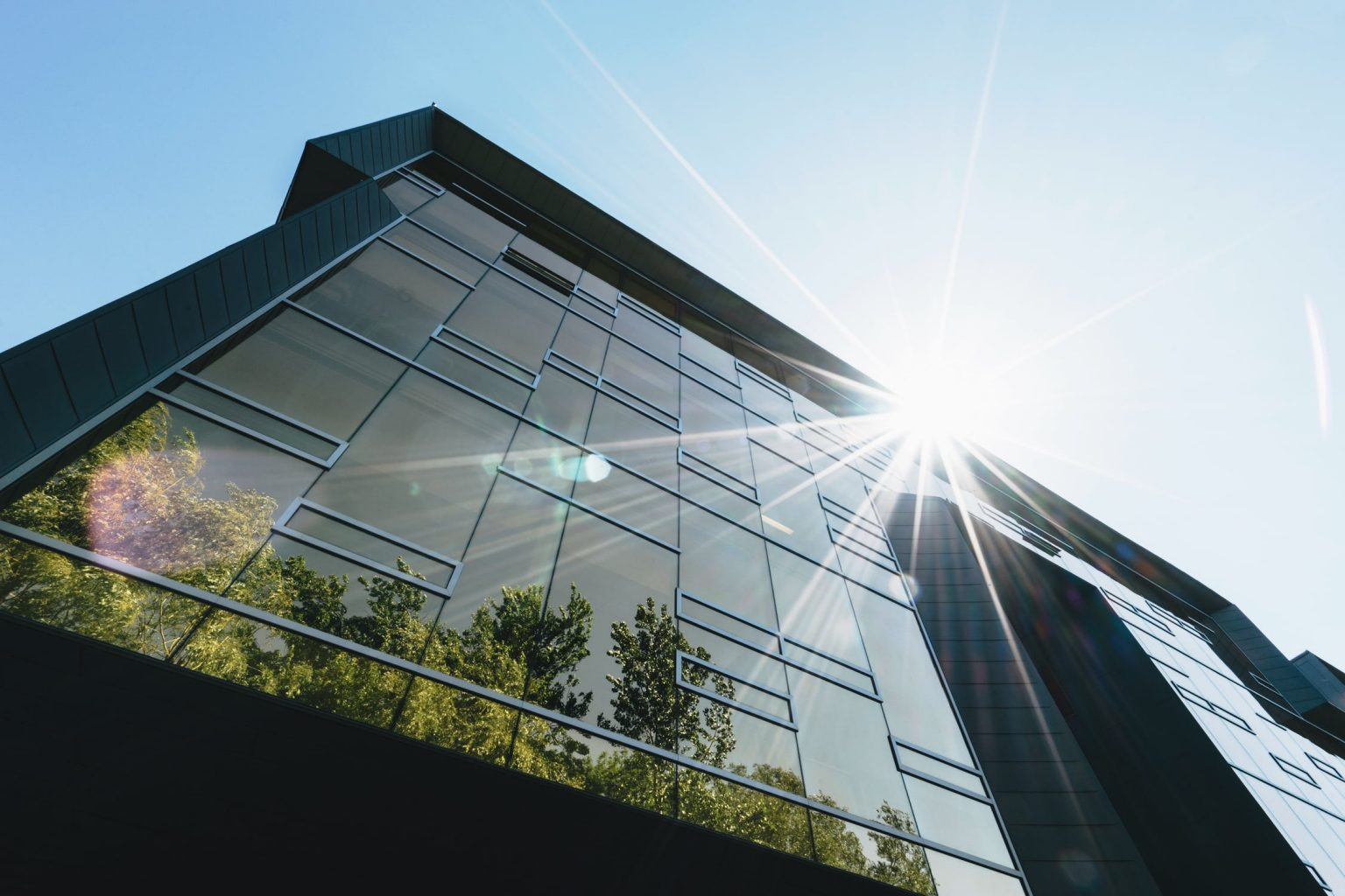 Reduce Operating Costs and Adopt Green Building Tech with Window Film - Cedar Rapids, Iowa