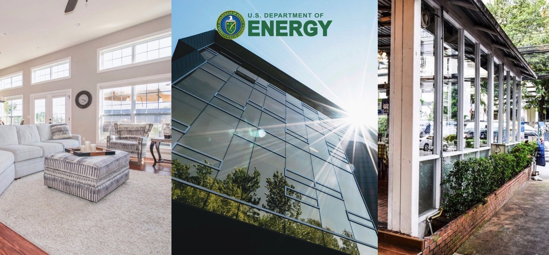 Energy Saving Benefits of Window Film Discussed by U.S. Department of Energy - Home and Commercial Window Tinting in Iowa City and Cedar Rapids, Iowa