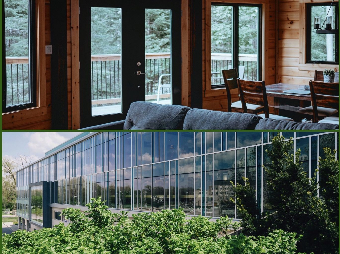 Seeing Green: Solar Control Window Films Save Money & Conserve Energy - Home and Commercial Window Film in Iowa City, Iowa